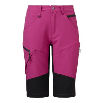 Wega shorts dame 912 cerise farget