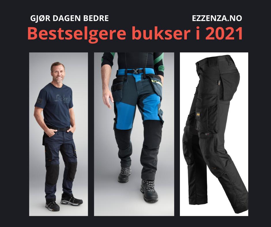 Bestselgere bukser hos Ezzenza i 2021