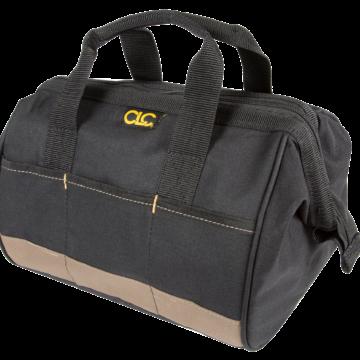 Vår verktøybag BigMouth® har 14 lommer og en stor åpning for enkel tilgang til verktøy og deler.