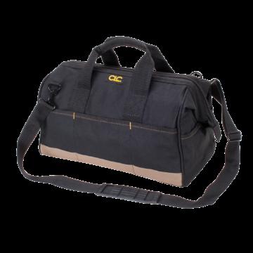 Vår verktøybag BigMouth® har 22 lommer og en stor åpning for enkel tilgang til verktøy og deler.