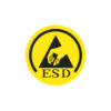 ESD_ICON - ELEKTROSTATISK SENSITIVE DEVICES