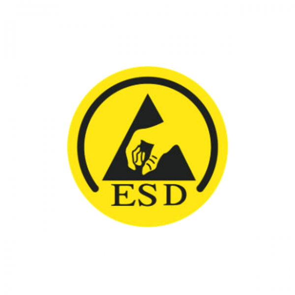 ESD_ICON - ELEKTROSTATISK SENSITIVE DEVICES
