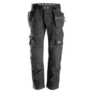 Svart arbeidsbukse - Snickers Workwear 6902