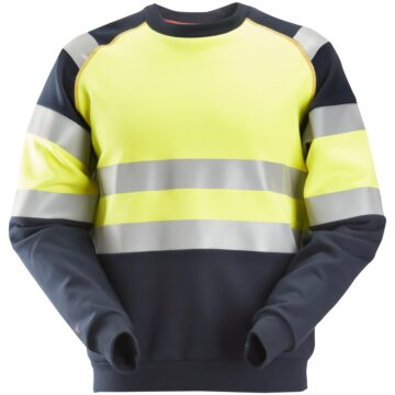 Snickers genser som gir ekstra høy beskyttelse mot lysbuer (Beskyttelsesklasse 2)