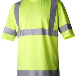 Gul t-skjorte - klasse 2 og 3