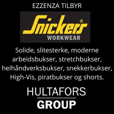 Ezzenza presenterer Snickers Workwear, bukser, jakker og vernesko i høy kvalitet