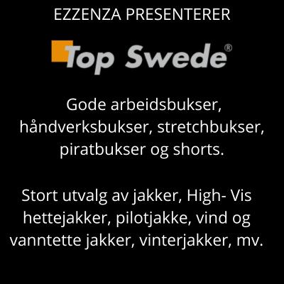 Top Swede arbeidsklær, jakker og bukser til gode priser