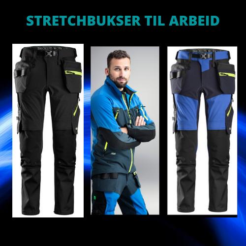 stretch bukser fra Snickers