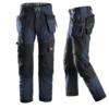 Marineblå arbeidsbukse - Snickers Workwear 6902