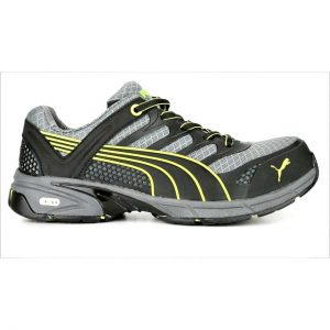 PUMA SAFETY SHOES - FUSE MOTION GREEN