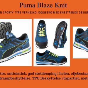 Puma Blaze Knit