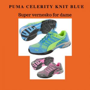 Puma Celerity Knit Blue