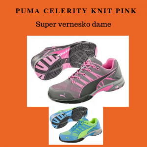 Puma Celerity Knit Pink