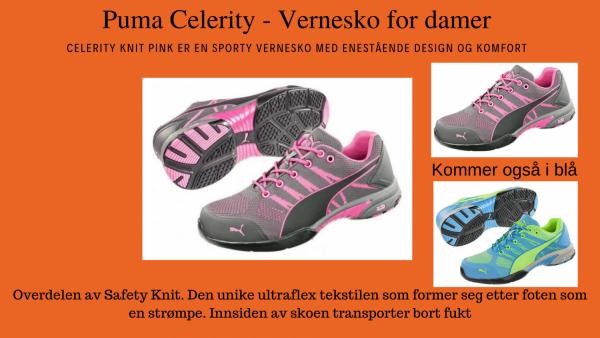 Puma Celerity - Vernesko for damer