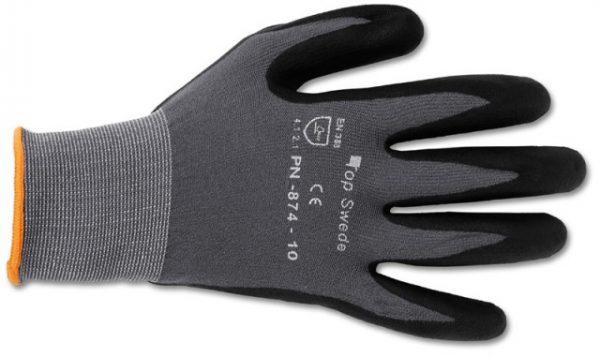 Arbeidshanske med perfekt fingertuppfølelse