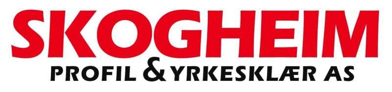 Skogheim_profil_og_yrkesklær_logo
