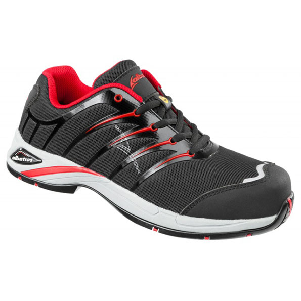7ad7594f0 Albatros Twist Red for dame