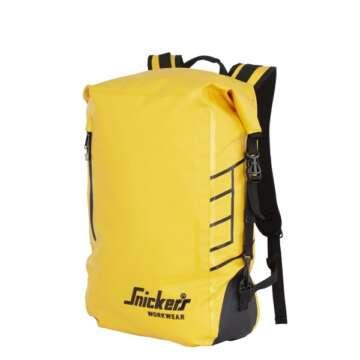 Pass på! Høyteknologisk og holdbar 100% vanntett ryggsek for tørr og ren oppbevaring av reserveklærne når du er på farten. Rommer 30 liter.