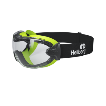 Vernebriller Neon Plus Clear AF/AS fra Hellberg Safety