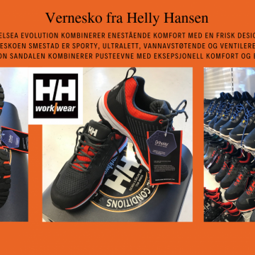 Helly Hansen Chelsea Evolution serien