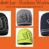 Vindtett lue - Snickers Workwear 9093
