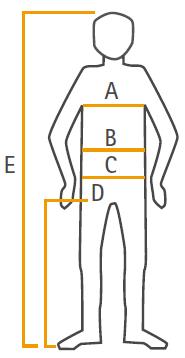 Hjelpefigur buksestørrelse