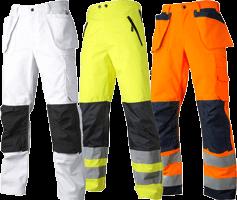 Kjøp arbeidsbukser fra Ezzenza Arbeidsklær