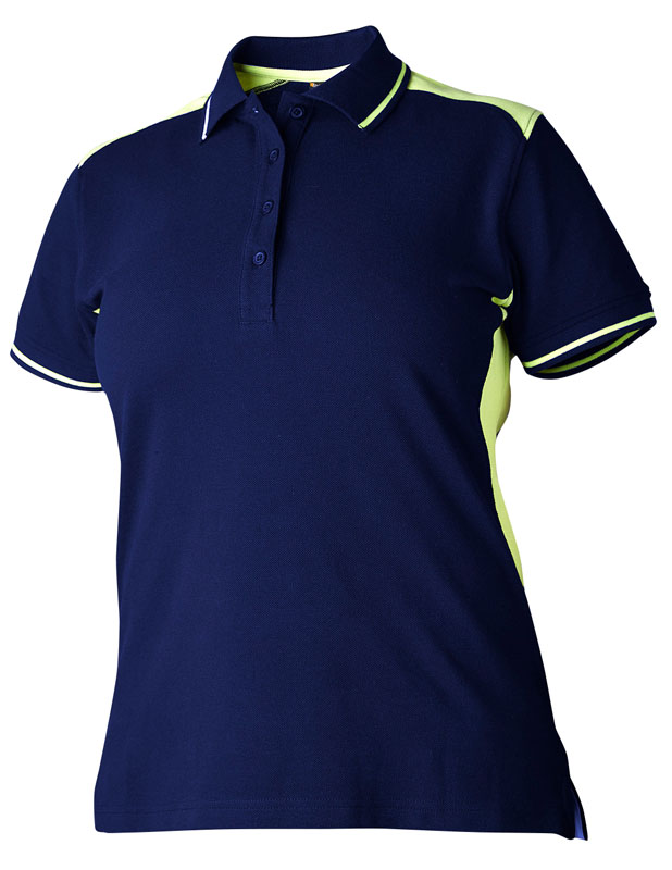 T skjorte dame Marineblå