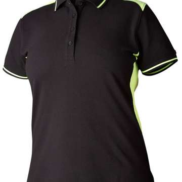 T-skjorte dame - piqueskjorte